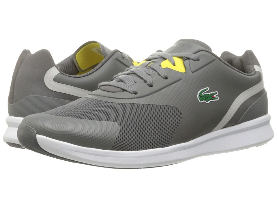 Lacoste - LTR.01 316 1 (Dark Grey) Men's Shoes