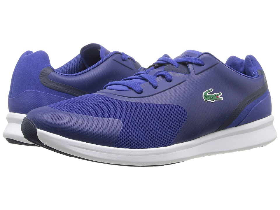 Lacoste - LTR.01 316 1 (Dark Blue) Men's Shoes
