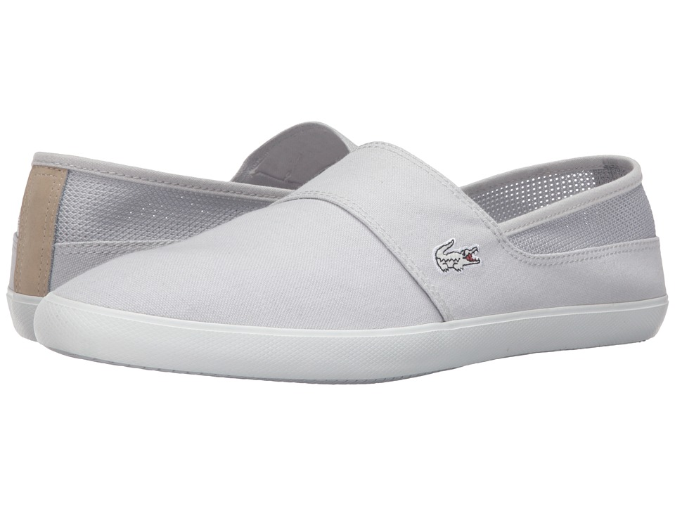 Lacoste - Marice 316 1 (Light Grey) Men's Shoes