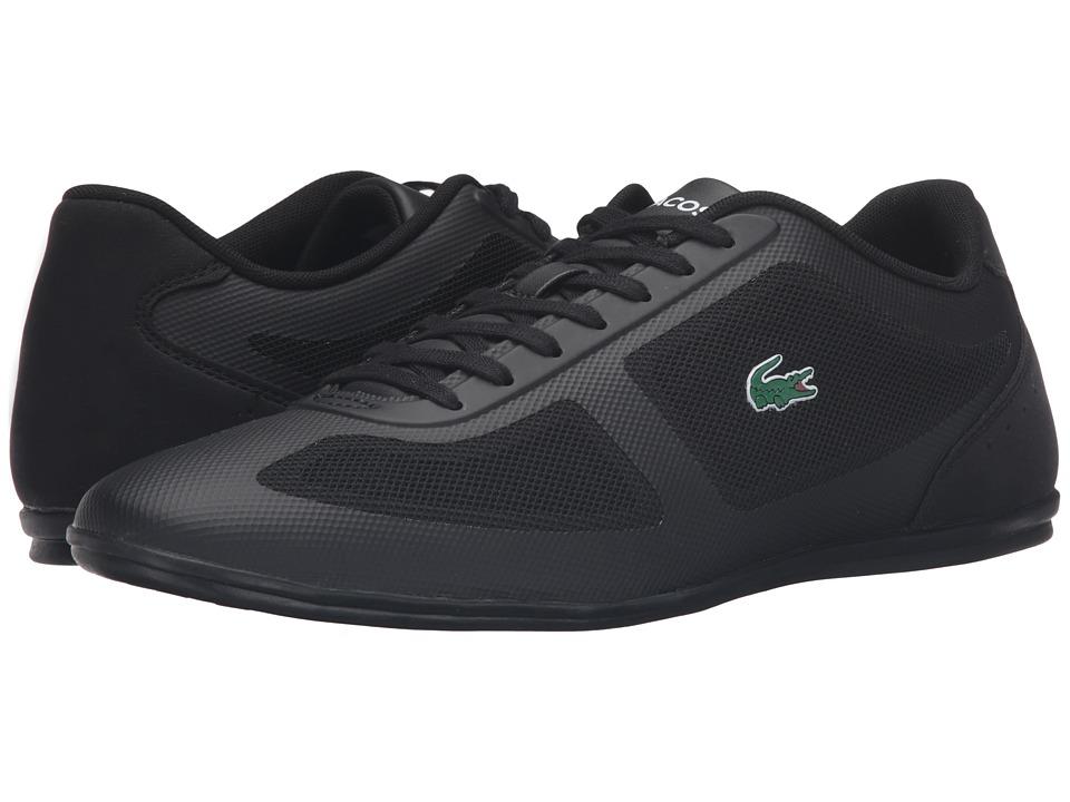 Lacoste - Misano Evo 316 1 (Black) Men's Shoes