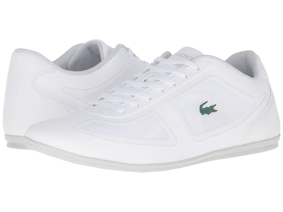 Lacoste - Misano Evo 316 1 (White) Men's Shoes