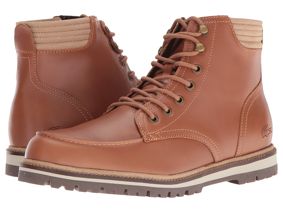 Lacoste Montbard Boot 316 1 (Light Brown) Men