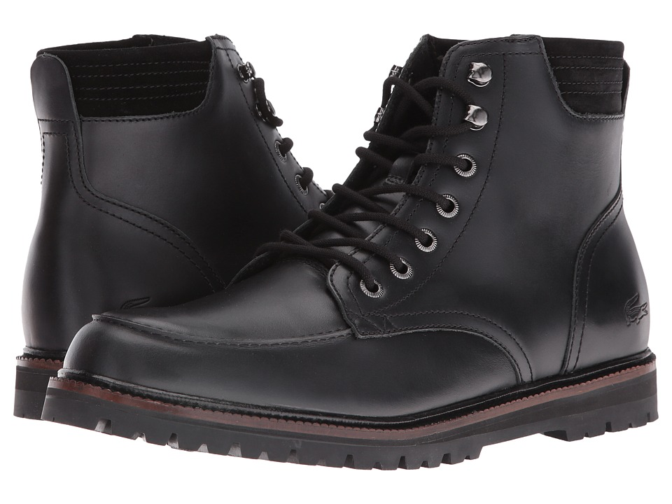 Lacoste Montbard Boot 316 1 (Black) Men