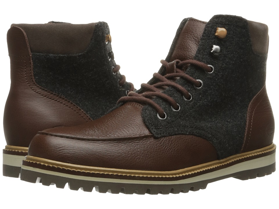 Lacoste Montbard Boot 316 2 (Dark Brown) Men