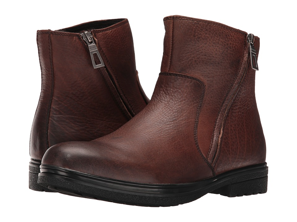 Blondo Brawn Waterproof (Brown Leather) Men