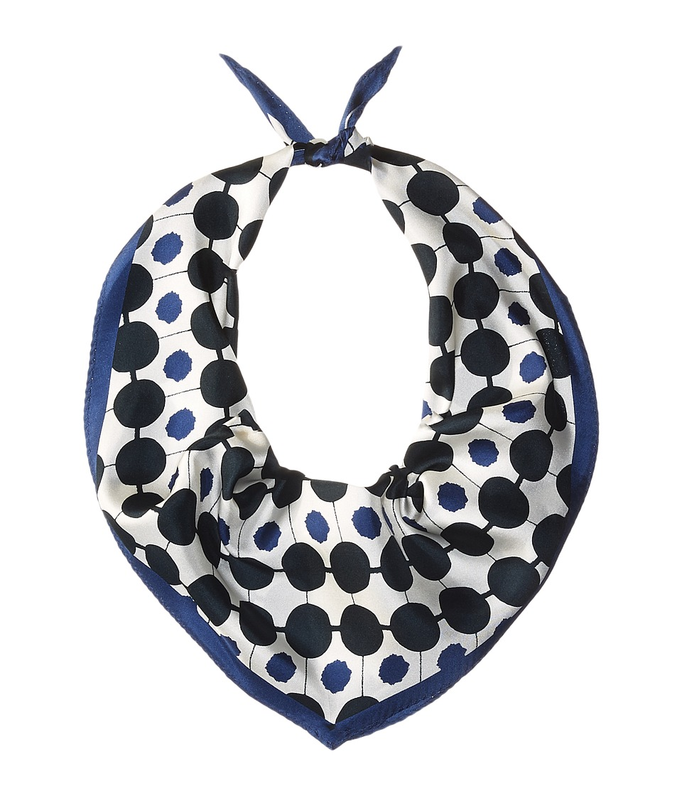 Echo Design - Dotted Diamond Scarf (White) Scarves