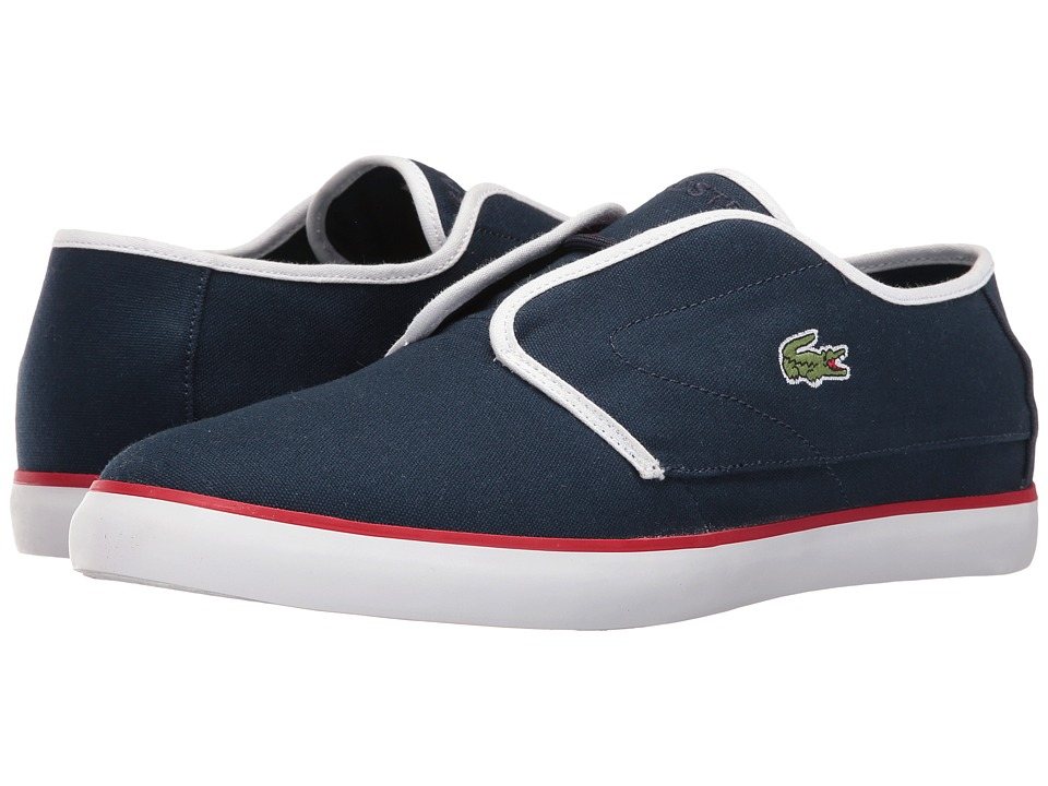 Lacoste Ovrhnd 316 1 Navy-White Mens Shoes