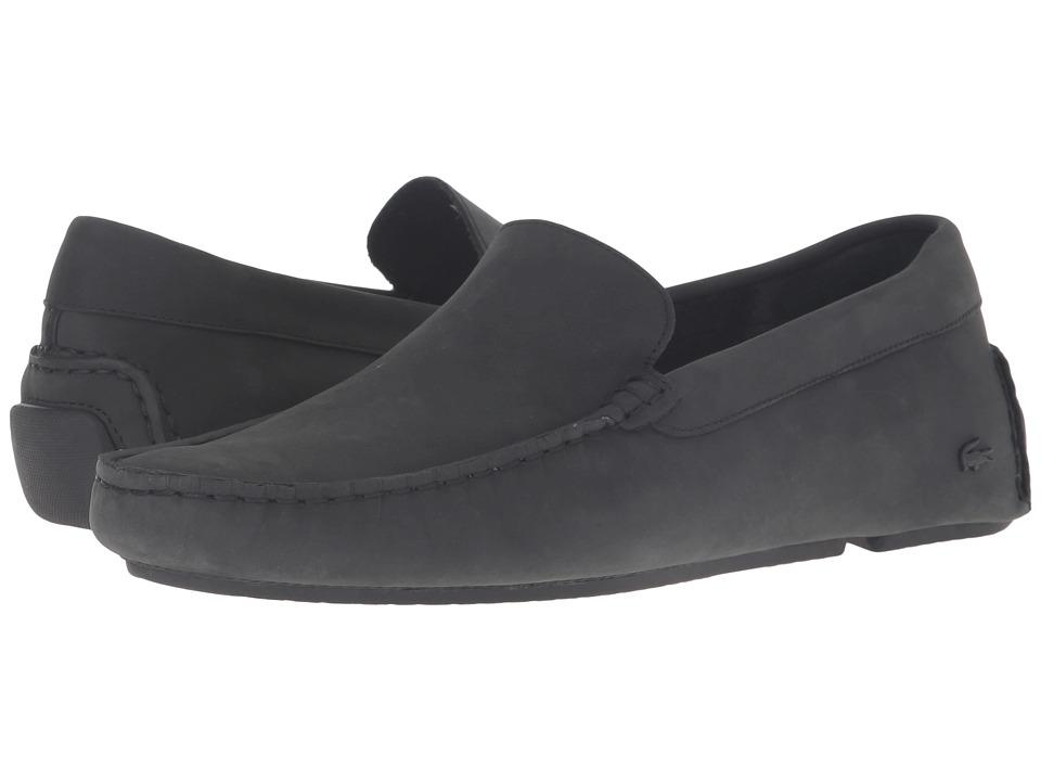 Lacoste - Piloter 316 1 (Black) Men's Shoes