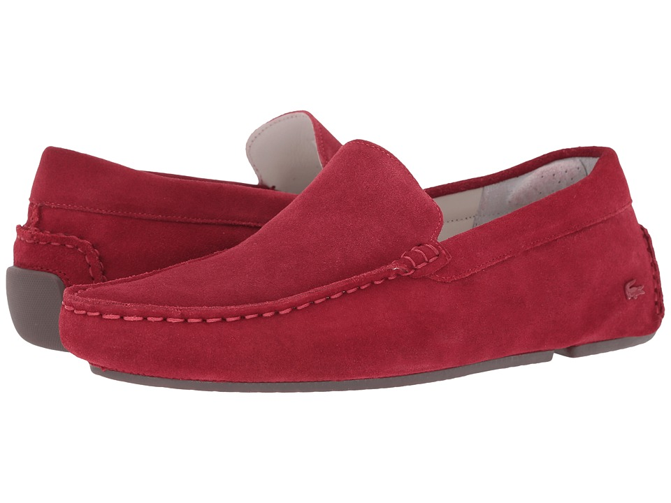 Lacoste Piloter 316 2 (Dark Red) Men