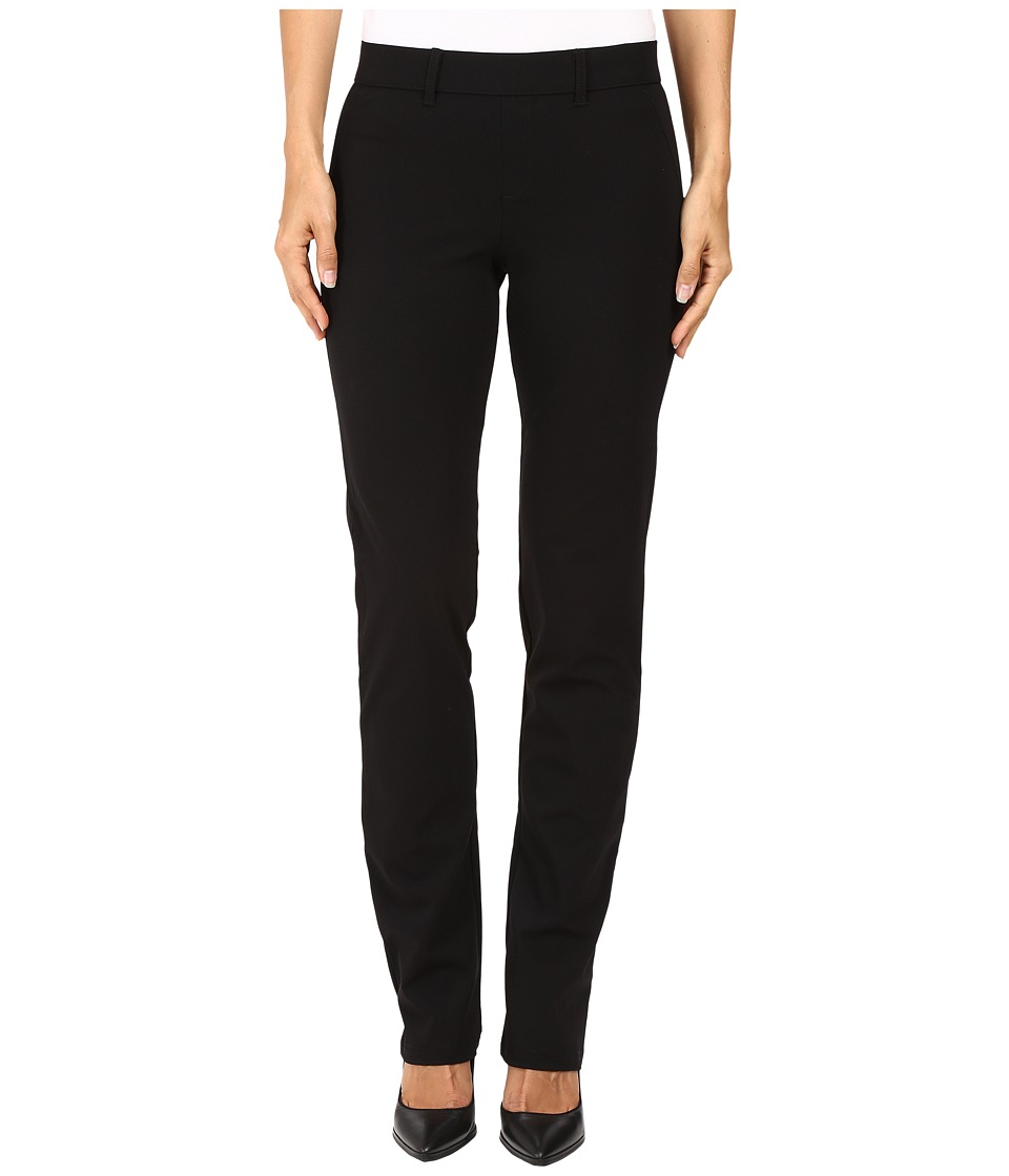 HUE - Little Black Leggings (Black) Women's Casual Pants