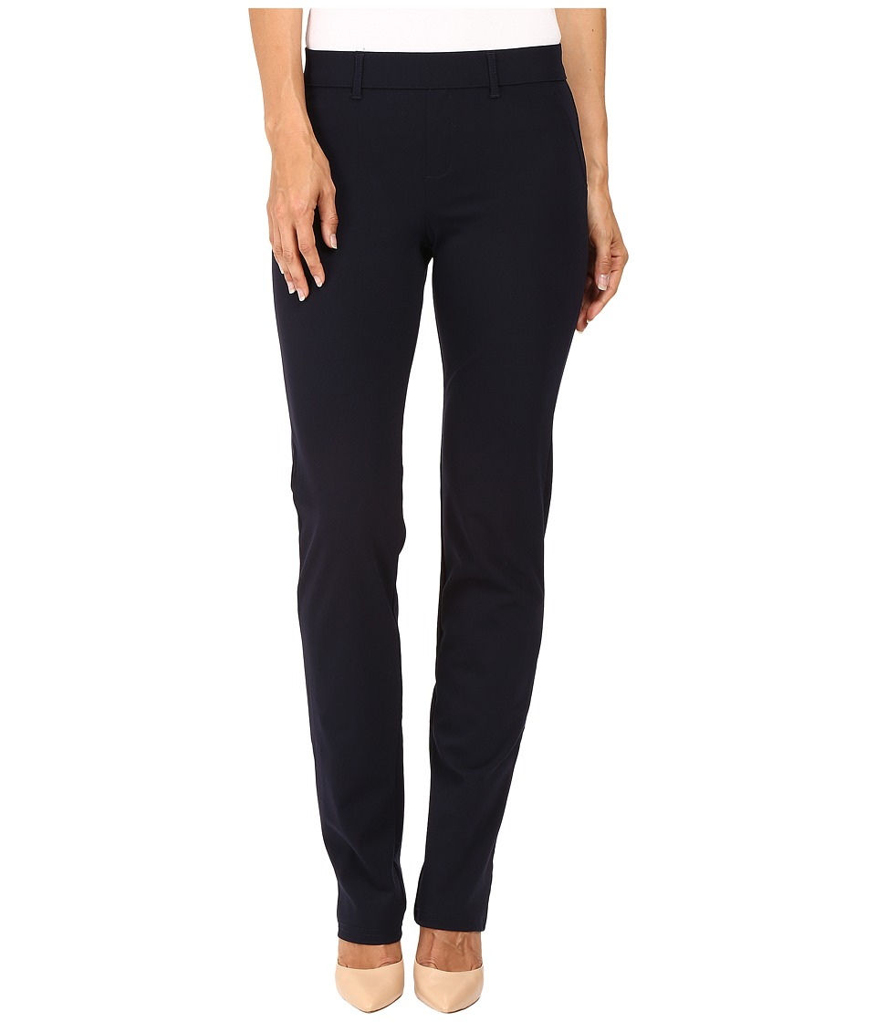 HUE - Little Black Leggings (Navy) Women's Casual Pants