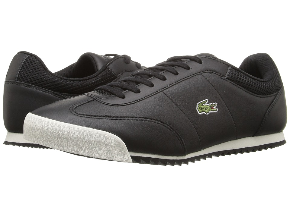 Lacoste - Romeau 316 1 (Black) Men's Shoes