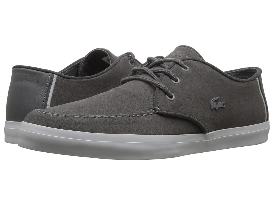 Lacoste - Sevrin 316 1 (Dark Grey) Men's Shoes