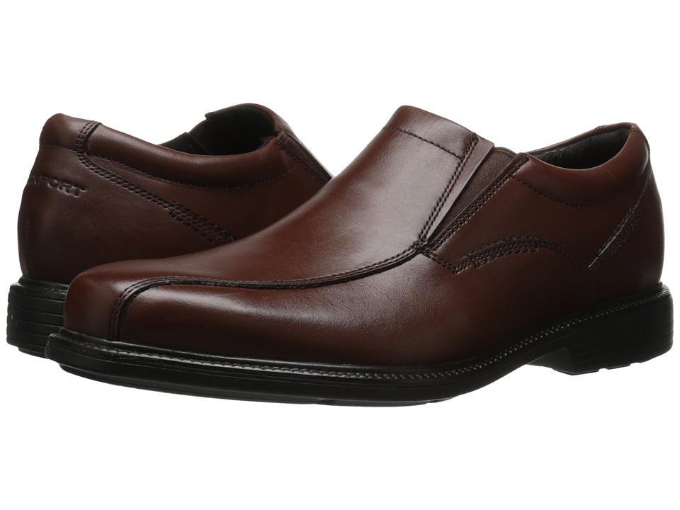 Rockport Charles Road Slip-On (Tan II Leather) Men
