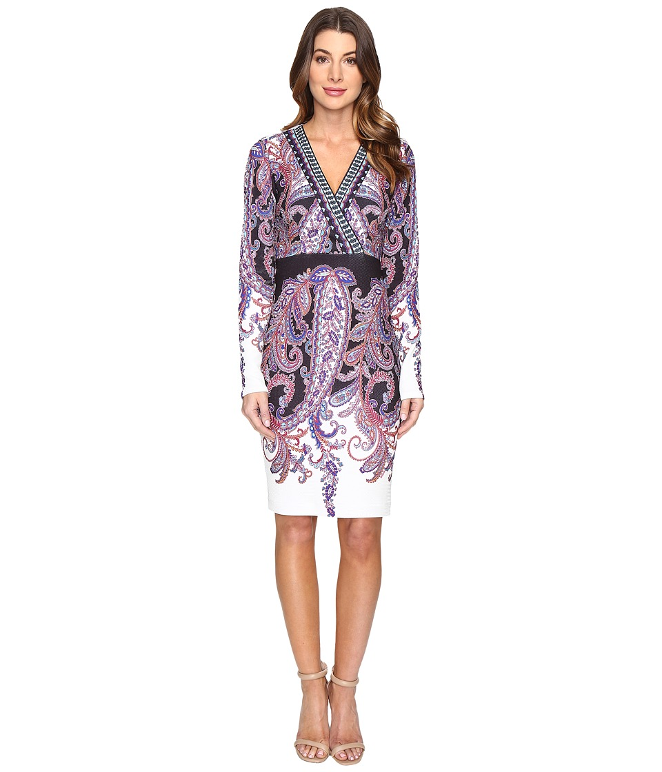 Hale Bob - Cloud Nine Dress (Purple) Women's Dress