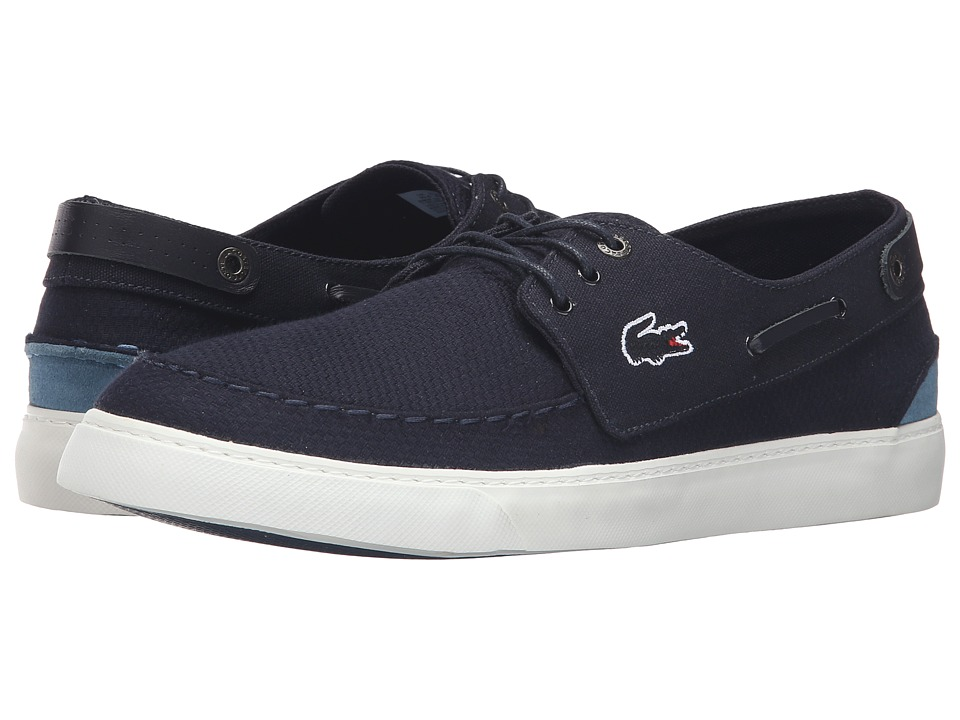 Lacoste - Sumac 316 1 (Navy) Men's Shoes
