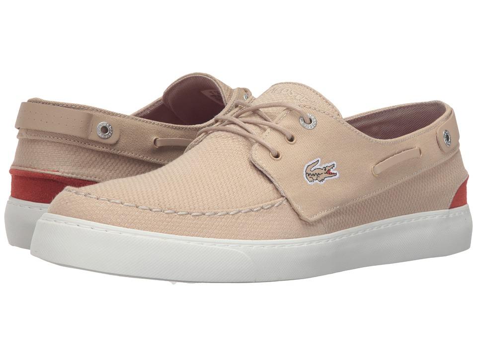 Lacoste - Sumac 316 1 (Natural) Men's Shoes