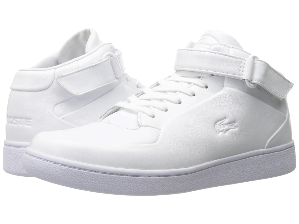 Lacoste - Turbo 316 1 (White) Men's Shoes