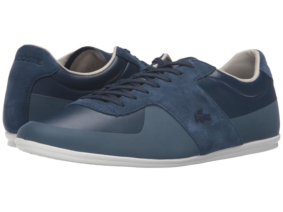 Lacoste - Turnier 316 1 (Navy) Men's Shoes