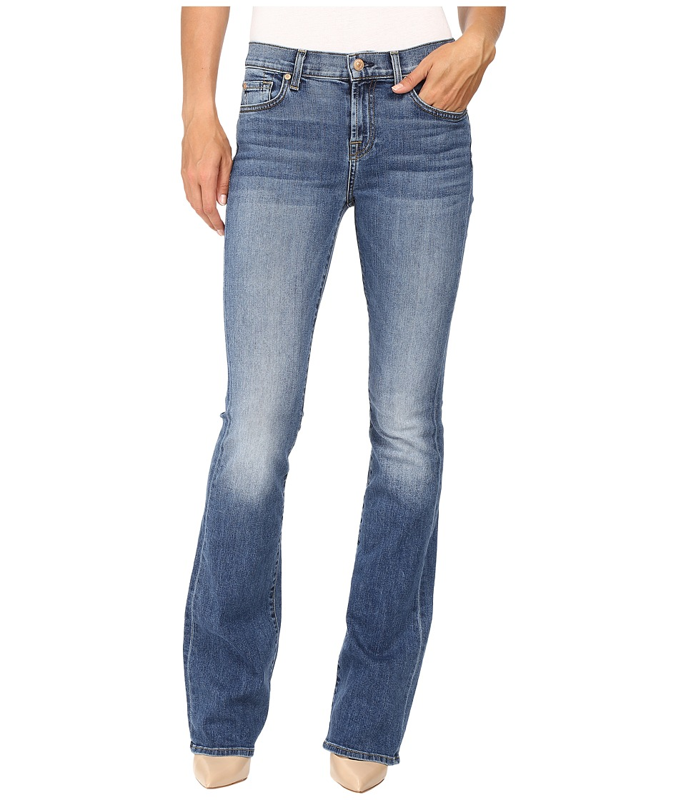 7 For All Mankind - Bootcut in Hyde Park (Hyde Park) Women's Jeans