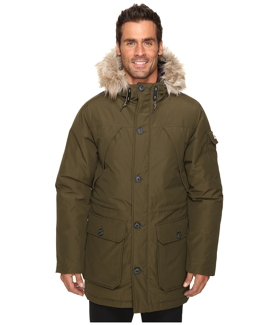 Penfield Hoosac Faux Fur Jacket (Lichen) Men