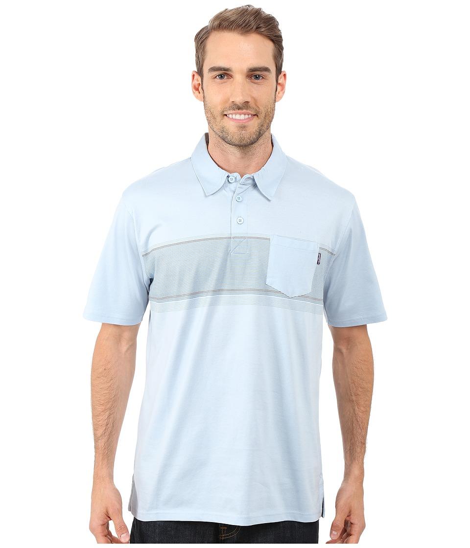 Jack O'Neill - Laguna Knits (Dusk Blue) Men's Short Sleeve Knit