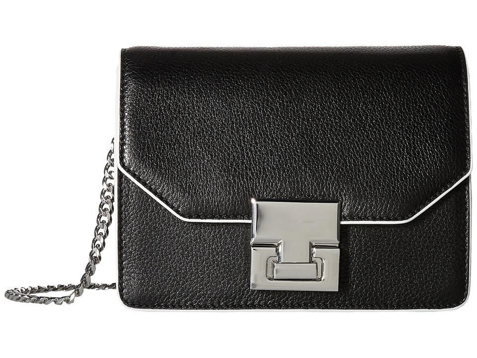 Ivanka Trump - Hopewell Crossbody (Black) Cross Body Handbags