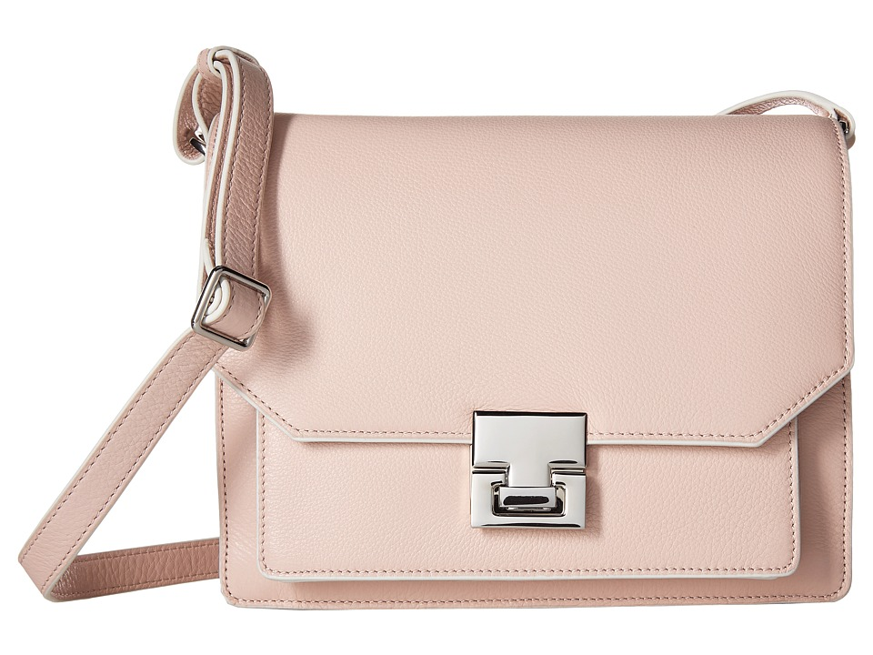 Ivanka Trump - Hopewell Shoulder Flap (Rose) Cross Body Handbags