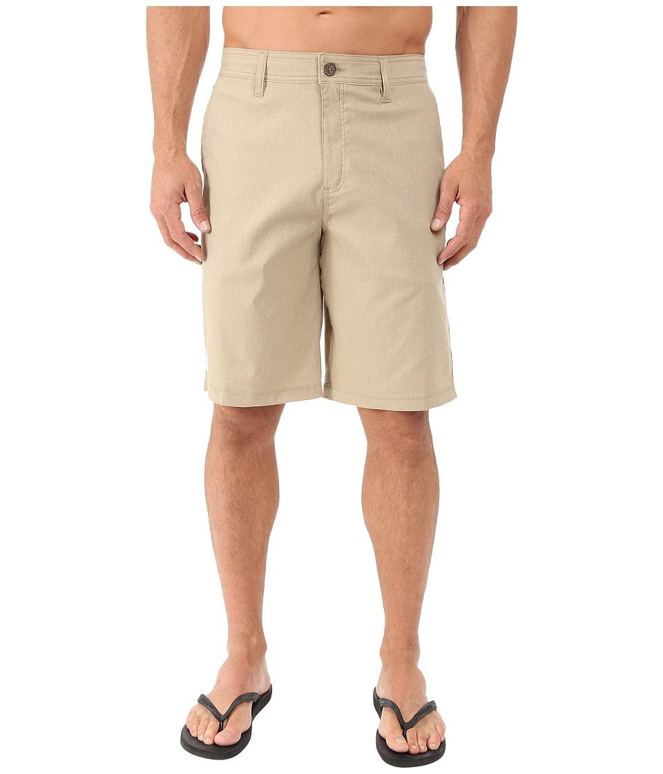 Jack O'Neill - Symmetry Too Solid Boardshorts (New Khaki) Men's Swimwear