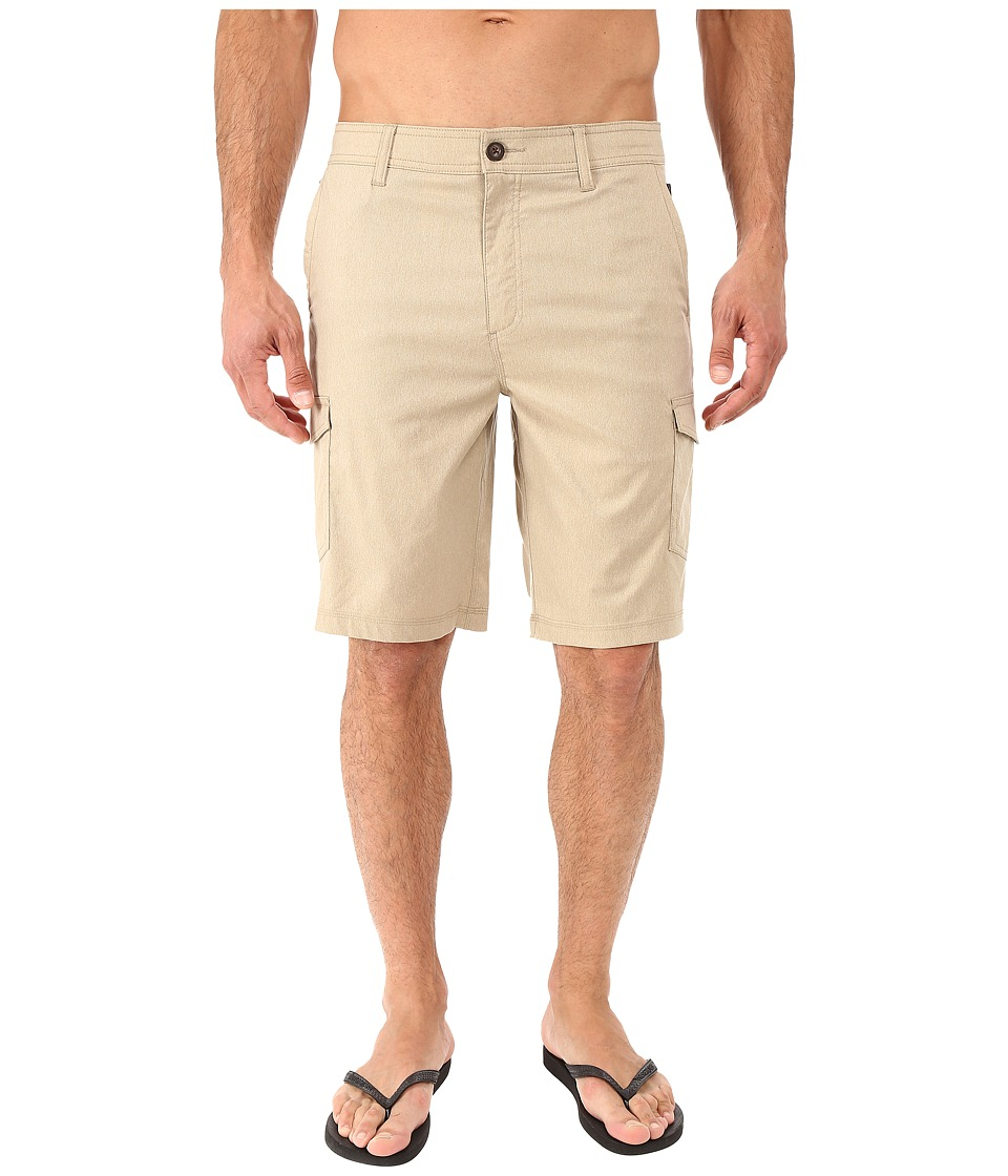 Jack O'Neill - East Solid Boardshorts (New Khaki) Men's Swimwear