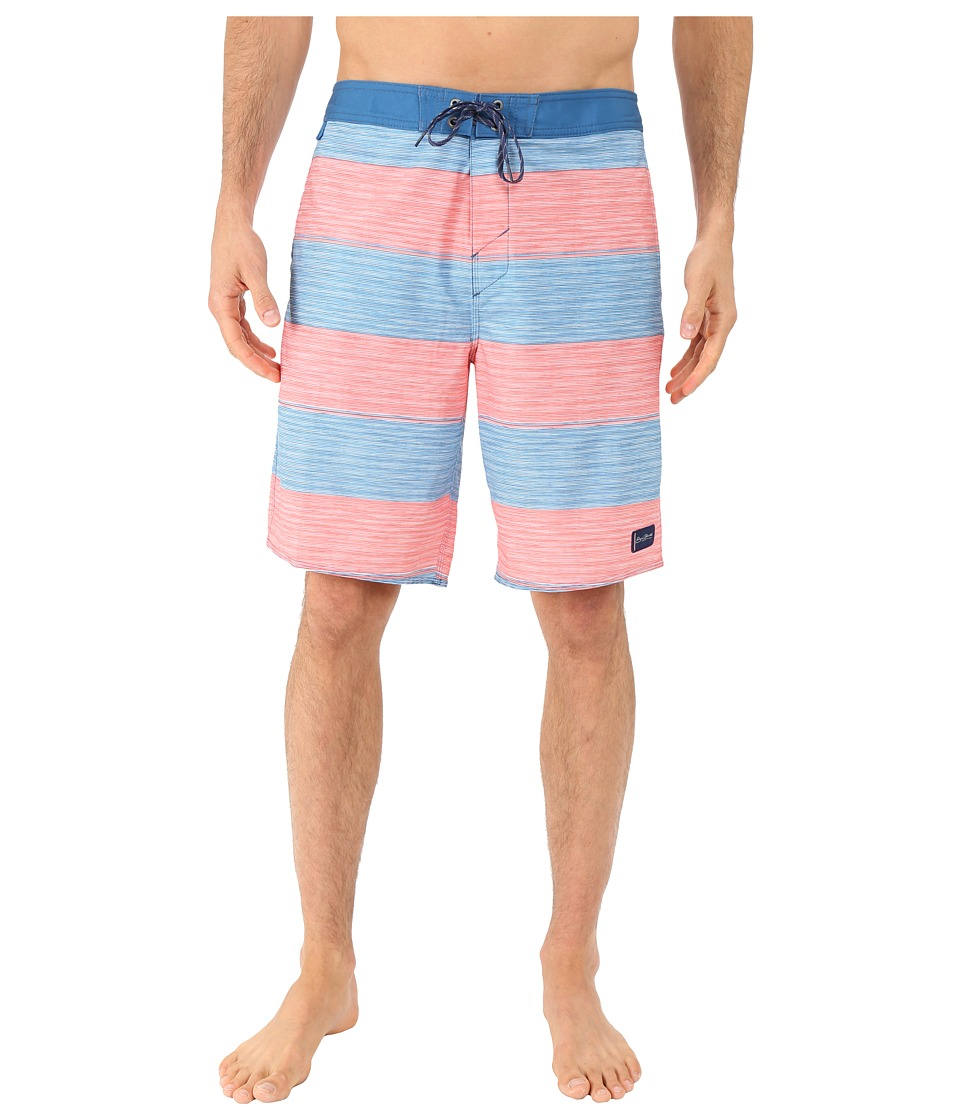 Jack O'Neill - Back Bay Boardshorts (Dark Blue) Men's Swimwear