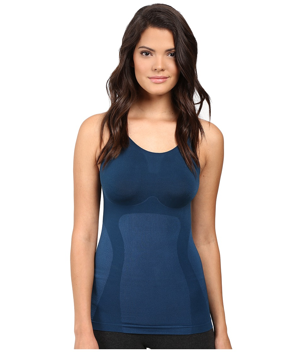 HUE - Seamless Shaping Cami (Insignia Blue) Women's Sleeveless