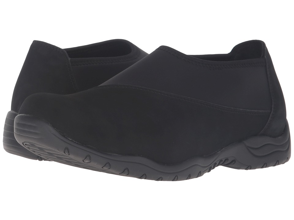 Drew - Amora (Black Nubuck) Women's Shoes