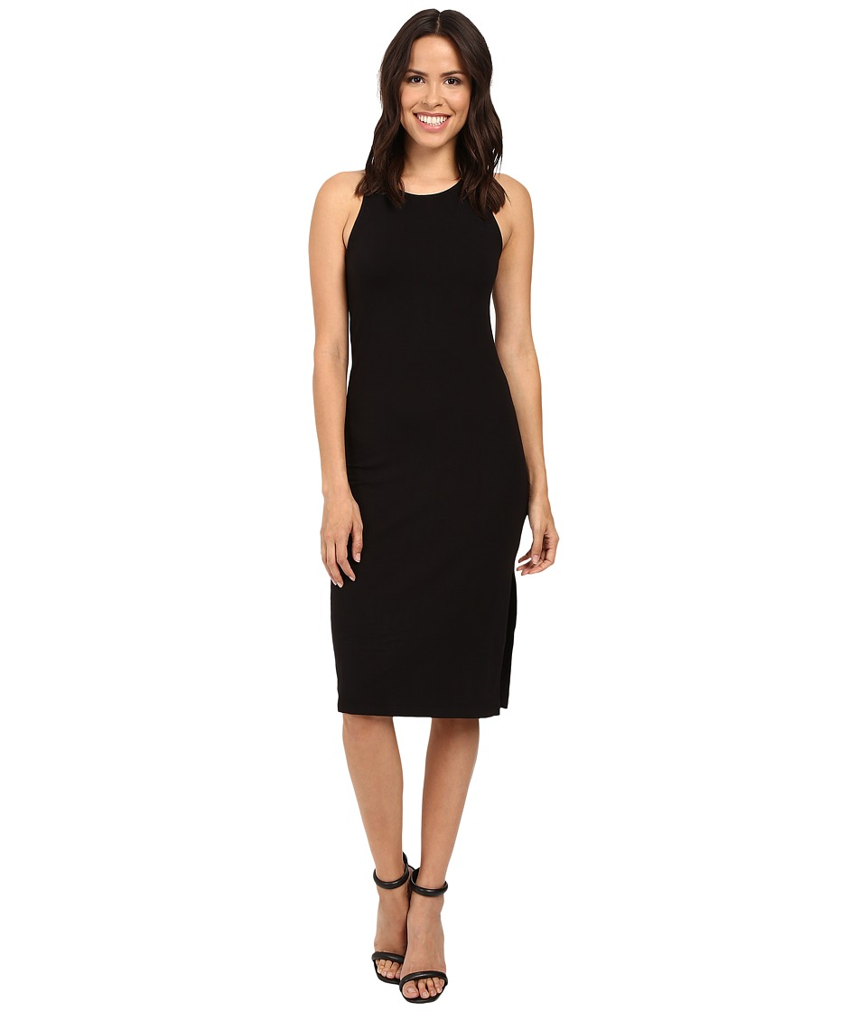 Splendid Ceeley French Terry Dress (Black) Women