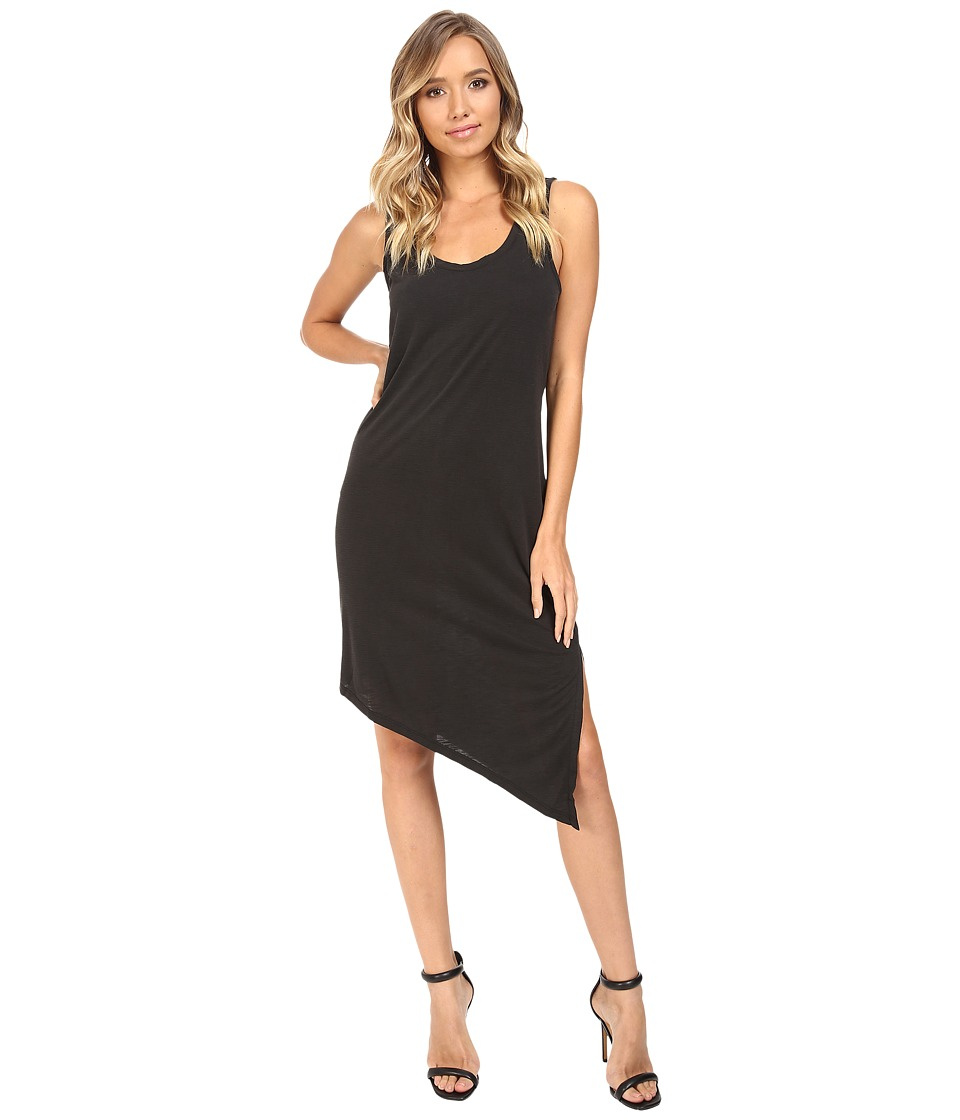 Splendid - Sandwash Layered Dress (Black) Women's Dress