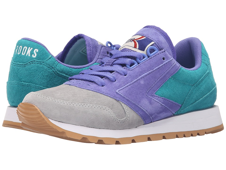 Brooks Heritage - Chariot (Ceramic/Sleet/Blue Iris) Women's Running Shoes