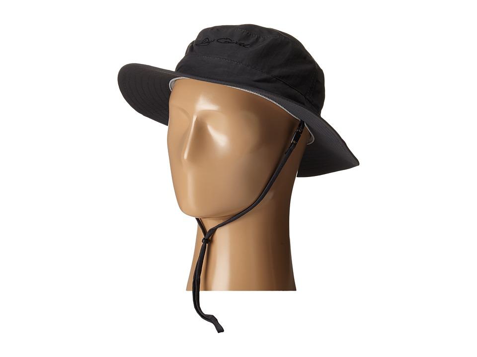 Jack O'Neill - Beachfront Adjustable Hat (Dark Charcoal) Caps