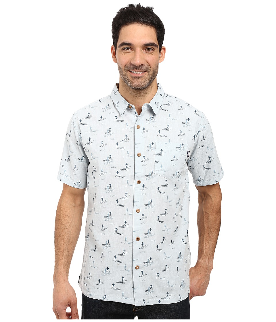 Jack O'Neill - Sano Wovens (Ice Blue) Men's Clothing