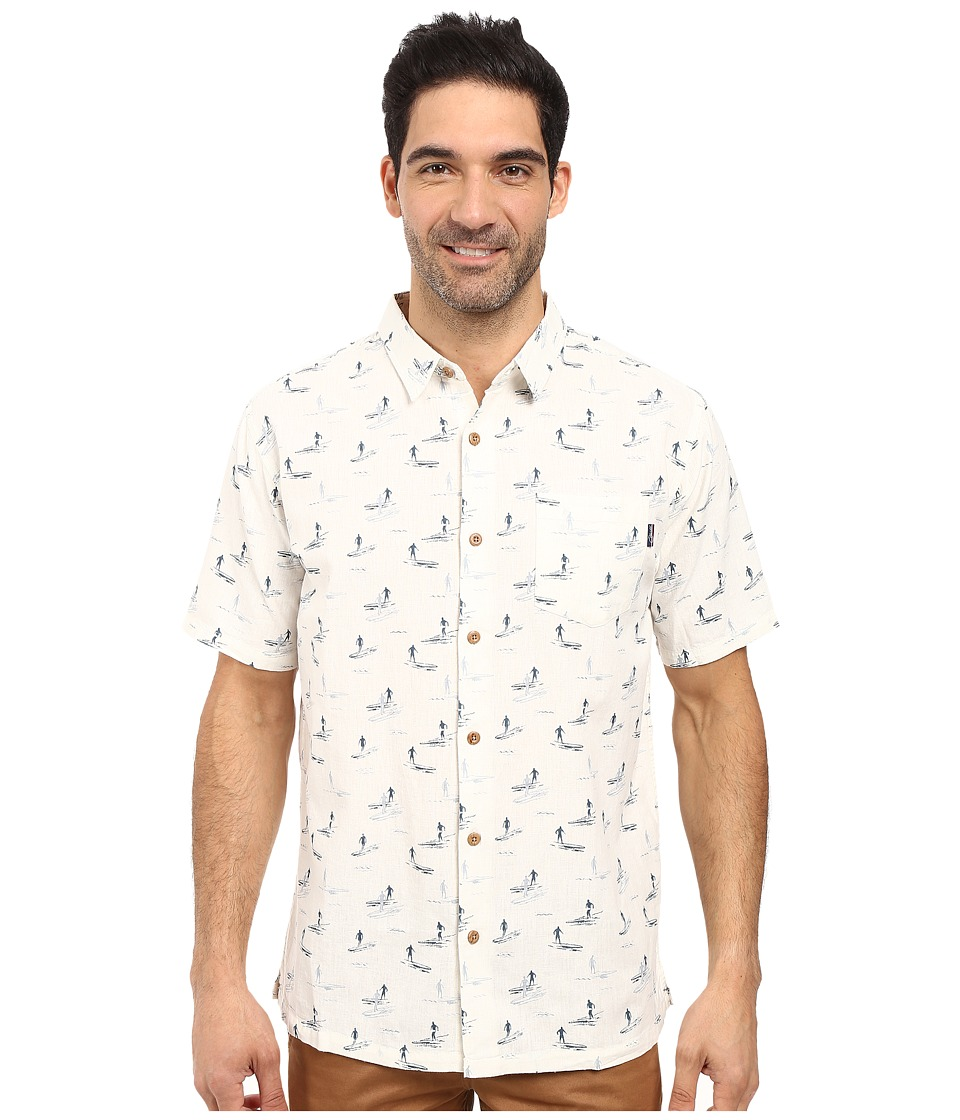 Jack O'Neill - Sano Wovens (White) Men's Clothing