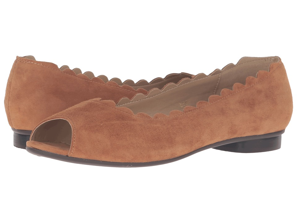 Vaneli - Arty (Cuoio Suede) Women's Shoes