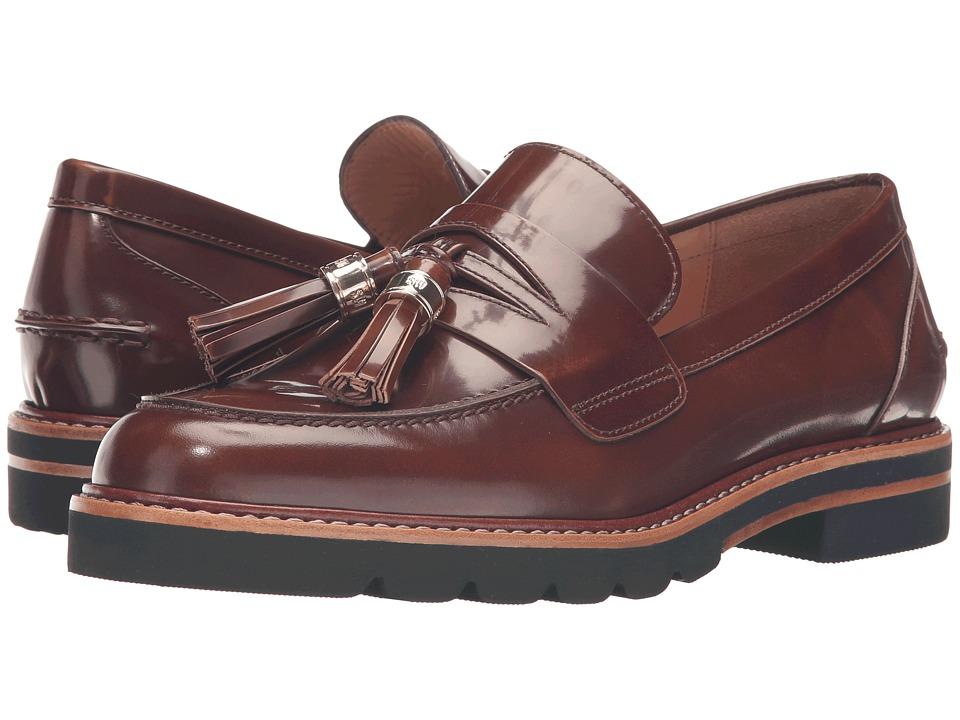 Stuart Weitzman - Manila (Brandy Mirror) Women's Shoes