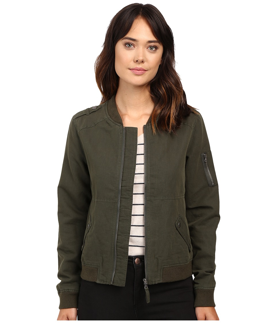 Paige - Geena Jacket (Army) Women's Coat