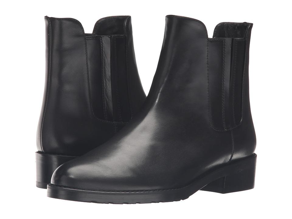 Stuart Weitzman - Basilico (Nero Old West Calf) Women's Pull-on Boots
