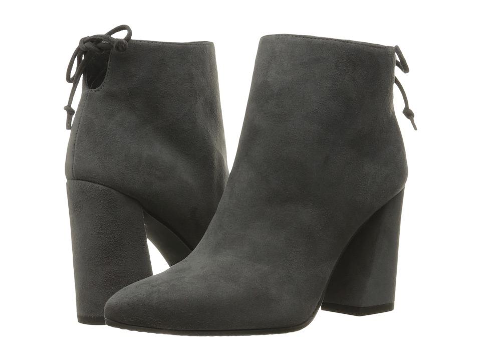 Stuart Weitzman - Grandiose (Slate Suede) Women's Boots
