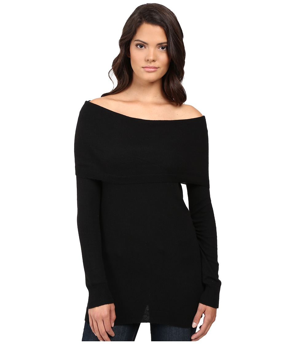 Splendid - Launderlux Brigitte Sweater (Black) Women's Sweater