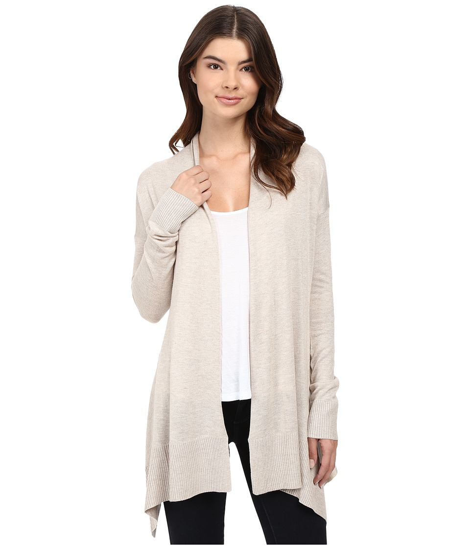 Splendid - Marche Cardigan (Heather Wheat) Women's Sweater