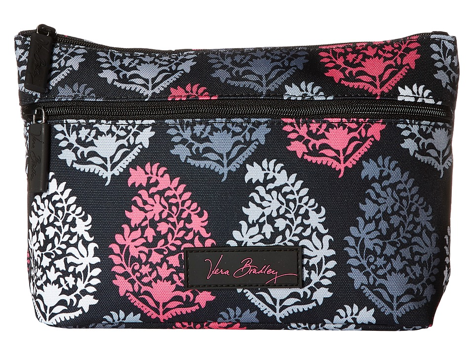 Vera Bradley Luggage - Lighten Up Travel Cosmetic (Northern Lights) Cosmetic Case