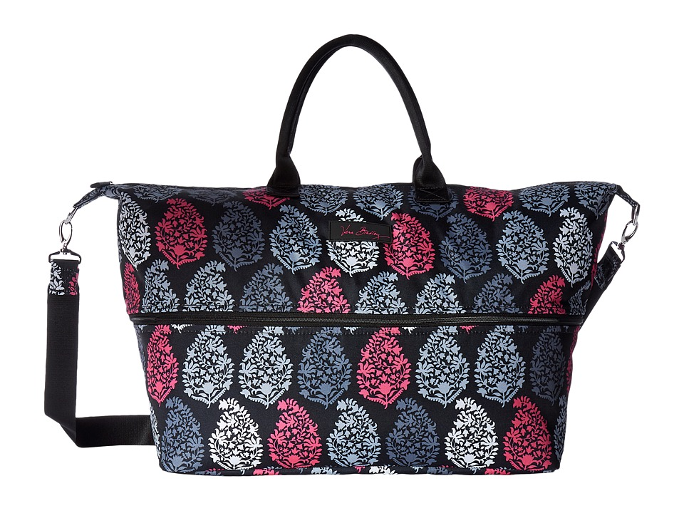 Vera Bradley Luggage - Lighten Up Expandable Travel Bag (Northern Lights) Weekender/Overnight Luggage