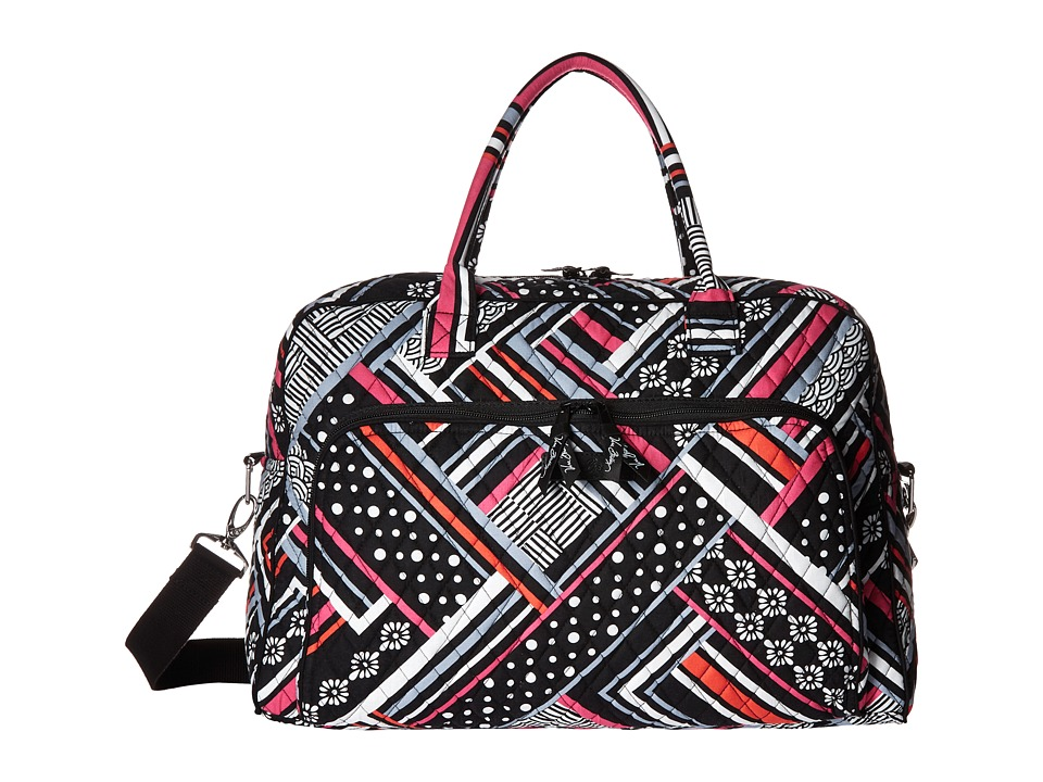 Vera Bradley Luggage - Weekender (Northern Stripes) Duffel Bags