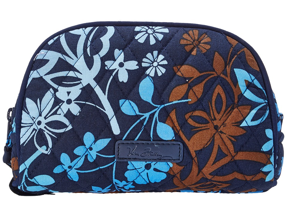 Vera Bradley Luggage - Small Zip Cosmetic (Java Floral) Cosmetic Case